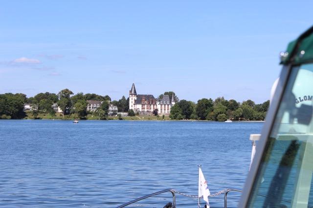 Schloss vorraus
